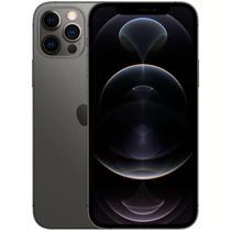 "Apple iPhone 12 Pro LZ A2407 256GB 6.1"" 12+12+12/12MP Ios - Grafite"