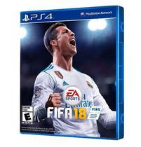 Jogo Fifa 18 PS4