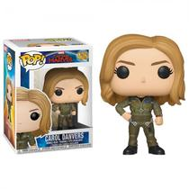Boneco Funko Pop Captain Marvel Exclusive - Carol Danvers 436