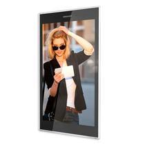 Celular SKY 7.0W 8GB / 3G / Dual Sim / Tela 7EQUOT; / Cameras 5MP e 2MP - Branco
