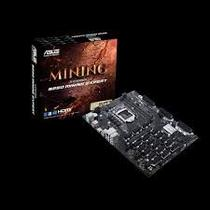 Placa Mãe S1151 Asus B250 Mining Expert HDMI/ DDR4/ USB3.1/ Lan/ Som