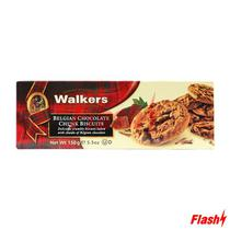 Walkers Biscuits Belgian Chocolate Chunk 150G
