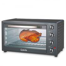 Forno Eletrico Quanta QTFEL60 60 Litros / 2200W / Espeto Giratorio 220V - Preto