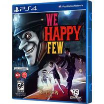 Jogo We Happy Few PS4