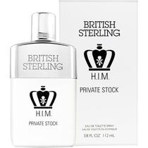 Perfume British Sterling Him Private Stock Spray Masculino 112ML Edt