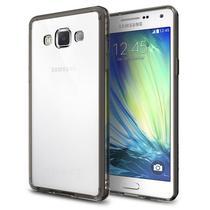 Capa para Galaxy A7 Rearth Fusion - Smoke Black