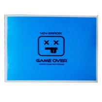 Placa Erro 404 - Game Over