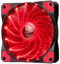 Cooler para Gabinete Marvo Scorpion FN-10 120MM LED - Vermelho