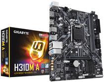 Placa Mãe Gigabyte LGA1151 H310M A M.2/HDMI/Displayport