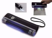 Detector Dinheiro Falso Powerpack DRF-2403 Ultravioleta com Lanterna
