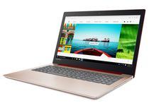"Notebook Lenovo Ideapad 320-15IAP Cel N3350 1.1/ 4GB/ 1TB/ W10/ 15.6"" Vermelho"