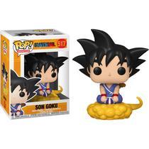 Boneco Funko Pop Dragon Ball Son Goku 517
