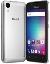 Smartphone Blu Advance 4.0 L3 Dual Sim 3G Cpu 4Core Cam. 3.2MP/2MP Prata