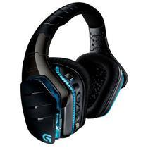 Fone de Ouvido Logitech G933 Gaming Artemis Spectrum s/fio Preto/Azul