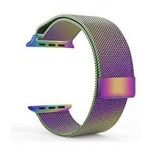 Pulseira 4LIFE Estilo Milanes para Apple Watch 42MM, Magnetico - Butterfly