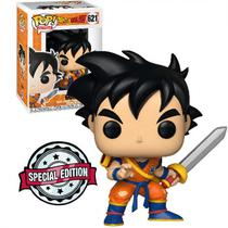Boneco Funko Pop Dragon Ball Z Exclusive - Gohan 621