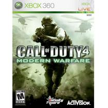 Jogo Call Of Duty Modern Warfare Xbox 360