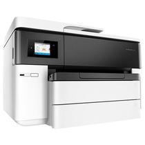 Impressora HP Multifuncional Officejet Pro 7740 Wide G5J38A Wi Fi 4 Em 1 Bivolt - Branca