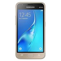 "Smartphone Samsung Galaxy J1 Mini Prime SM-J106H/DS Dual Sim 8GB 4.0"" 5MP/VGA - Dourado"