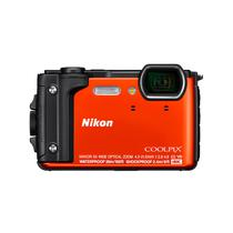 Camera Nikon Coolpix W300 - Laranja