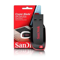 Pen Drive Sandisk Z50 Cruzer Blade 8 GB - Preto