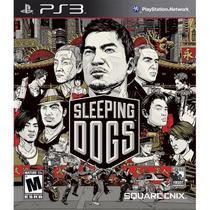 Jogo PS3 Sleeping Dogs
