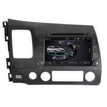 "Central Multimidia Winca Honda Civic L044 8"" 2DIN S170 2010"