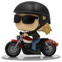 Boneco Funko Pop Marvel Captain Marvel - Carol Danvers On Motorcycle 57