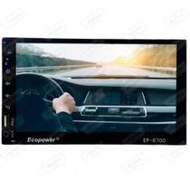 "Car 2 Din s/Mecan. Ecopower EP-8700 7"" Android BT/GPS"