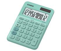 Calculadora Compacta Casio MS-20UC - Verde
