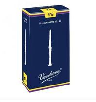 Palheta Vandoren CR1015 Clarinete SB 1-1/2 ******