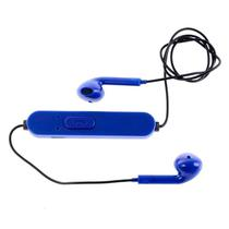 Fone de Ouvido Vivitar V40020 com Bluetooth / Microfone - Azul