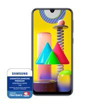 Samsung Galaxy M31 M-315F Dual 128 GB - Preto