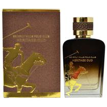 Perfume Polo Club Heritage Oud Beverly Hills Edt 100ML Masculino