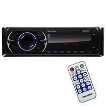 Toca Radio Automotivo Roadstar RS-2712BT com Bluetooth/USB - Preto