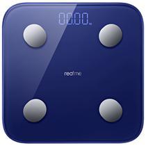 Balanca de Peso Corporal Realme Smart Scale RMH2011 com Bluetooth/Ate 150KG - Azul