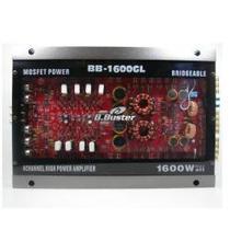Módulo Buster BB-1600 GLN 4CH 1600W