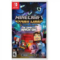 Jogo Nintendo Switch Minecraft Story Mode Compl.Ad