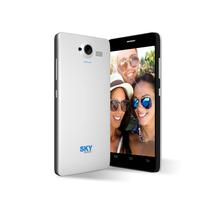 Celular SKY Devices Platinum 5.0 Plus Dual 16GB/2GB Branco