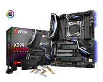 Placa Mãe MSI LGA2066 X299 Gaming Pro Carbon Ac USB3.0