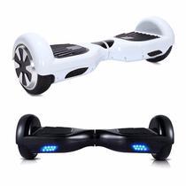 Scooter Electrico Smart Balance Wheel Monocycle com Bluetooth e Speaker Dourado