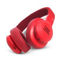Fone de Ouvido JBL e-55BT Bluetooth Vermelho
