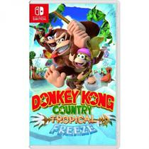 Donkey Kong Country: Tropical Freeze Switch