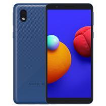 Smartphone Samsung Galaxy A01 Core SM-A013M DS 1/16GB 5.3 8MP/5MP A10 - Azul