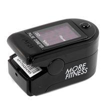 """Oximetro More Fitness MF-415 com Tela 1.3"""" - Preto"""