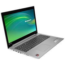 """Notebook Lenovo Ideapad 320-15ABR RB de 15.6"""" com 2.7GHZ/8GB de Ram/1TB HD - Prata"""