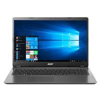 "Notebook Acer Aspire 3 A315-56-32KK 15.6"" Intel Core i3-1005G1 - Cinza"