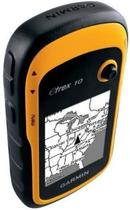 "GPS Garmin Trilha Etrex 10 com Mapa 1"""""