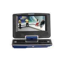 "DVD Portatil Booster TF-DVD7510TVD 7"" Azul"