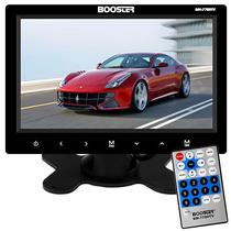 "Tela de 7.0"" Booster BM-7780TV com USB/SD/A.V/TV Digital - Preto"